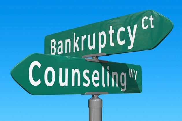 "Crossroads: Bankruptcy or Counseling"" / Chris Potter CC BY Some Rights Reserved."