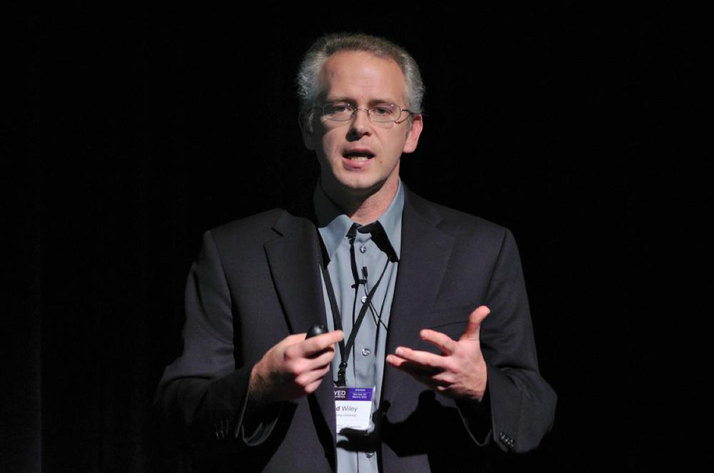 """TEDxNYED"" By  (CC:BY-NC-SA), WayneKLin"