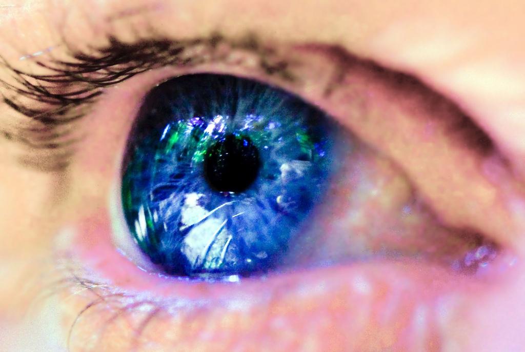 """""""Blue Eyes"""" by Michael Dawes [CC:BY-NC 2.0]"""