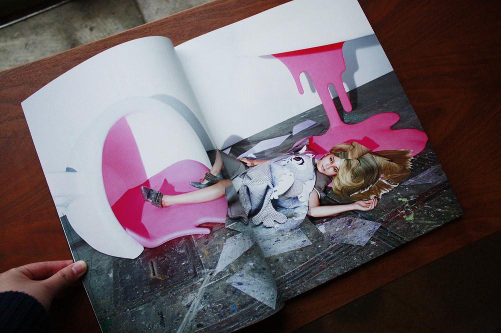 『N magazine』Vol.1より
