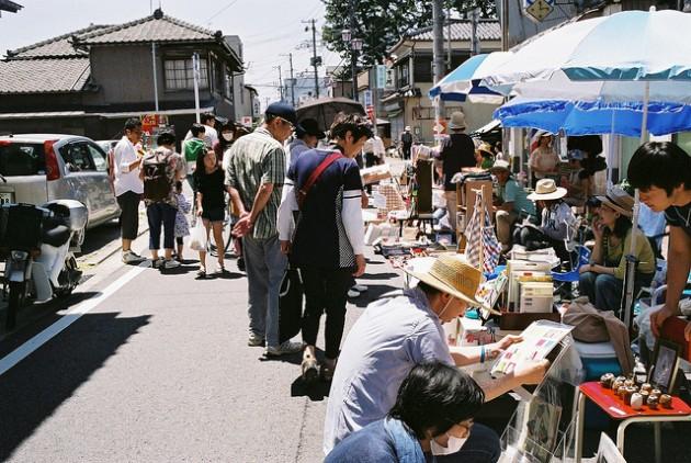 2013年6月に開催された「ニイガタブックライト vol.05」 の様子(撮影:亀貝太治)
