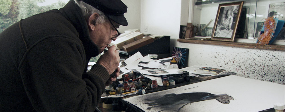映画『マンガで世界を変えようとした男』 ラルフ・ステッドマン インタビュー