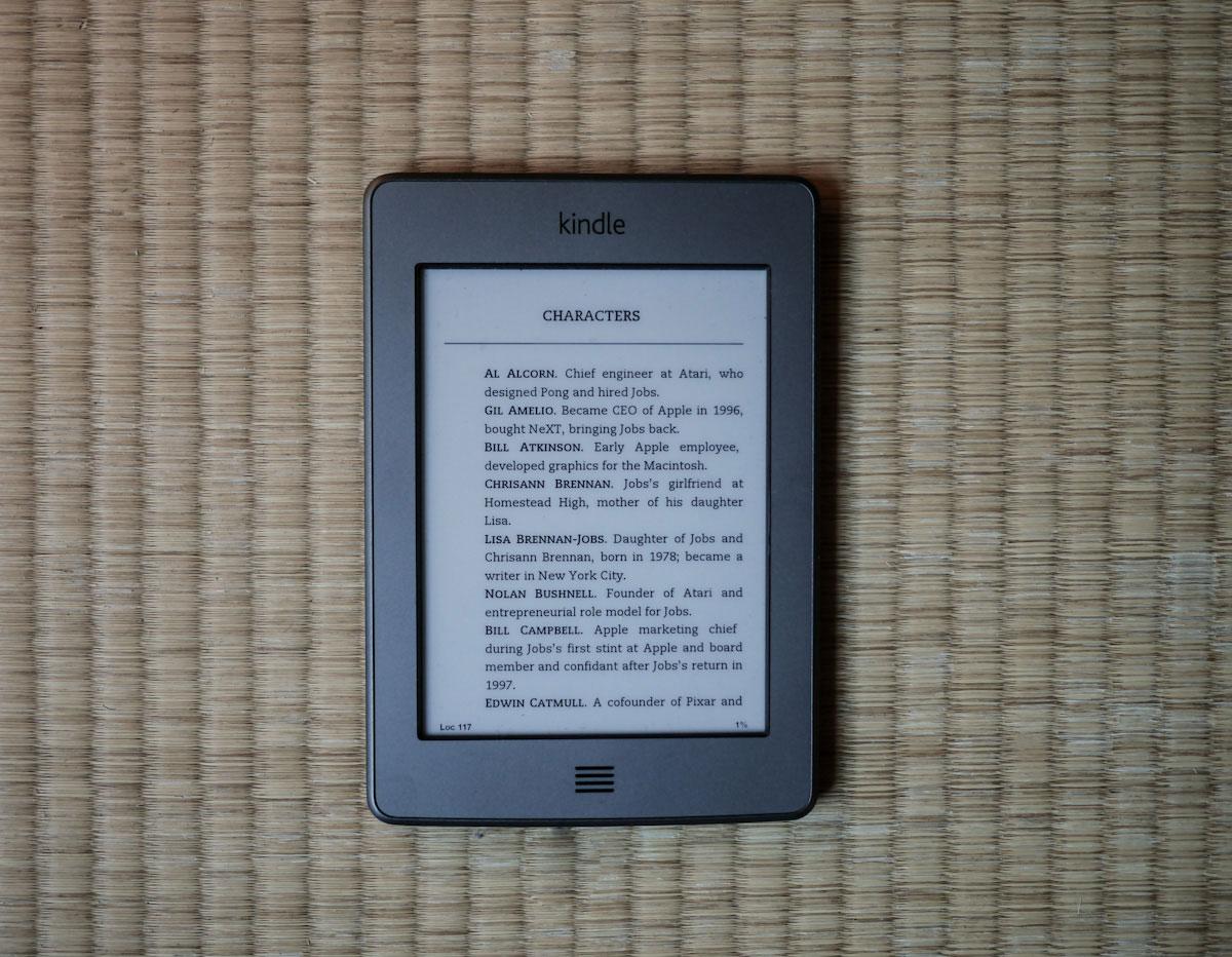 Kindle 写真2