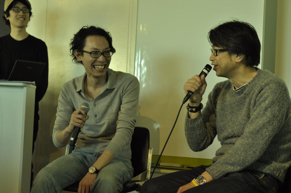 (左から)永井幸輔氏、鄭一志氏、南馬越一義氏