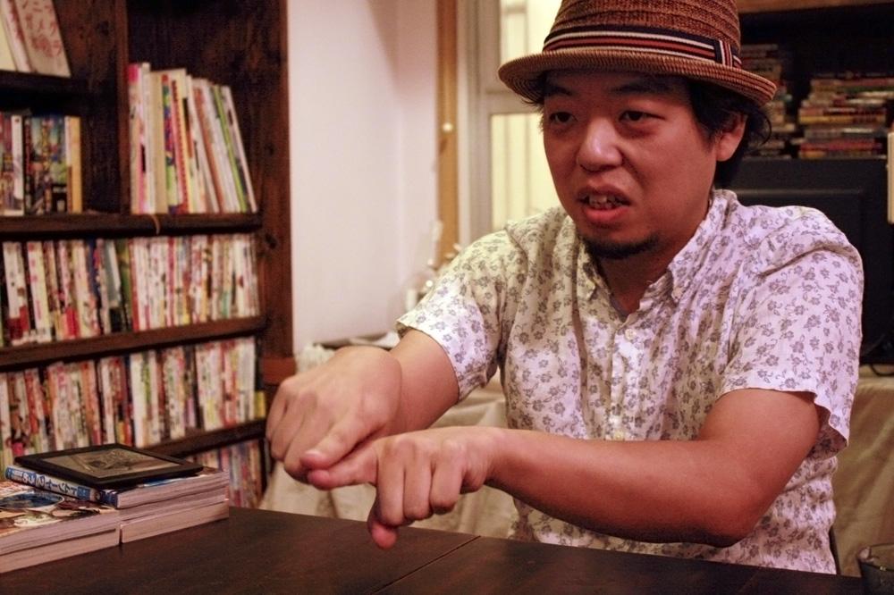 「うめ」小沢高広さん