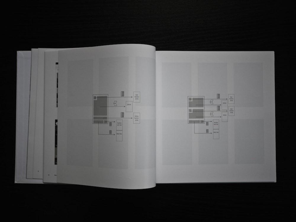 『iPhone版Flipboard』――情報アーキテクチャ