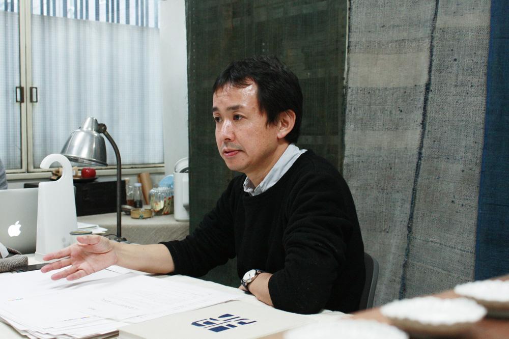 『工芸青花』編集長・菅野康晴さん