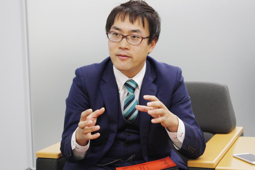 JTBパブリッシング 情報戦略部 企画課 青木洋高さん(※井野口正之さんは後ほど合流)