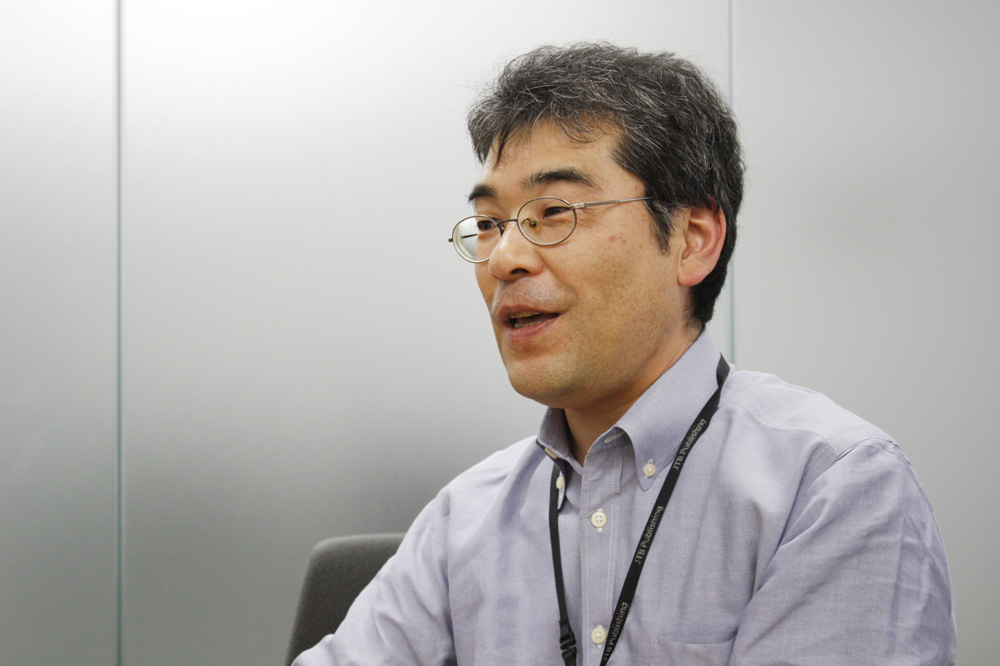 JTBパブリッシング 執行役員 情報戦略部長 井野口正之さん