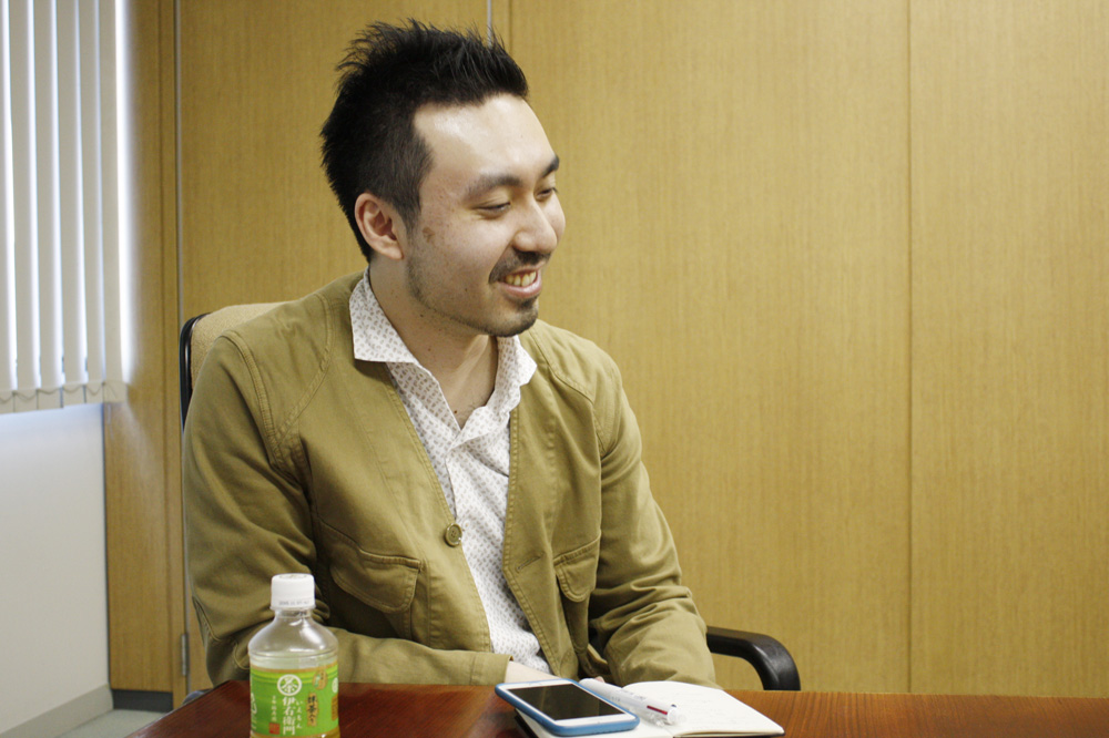 山内康裕さん