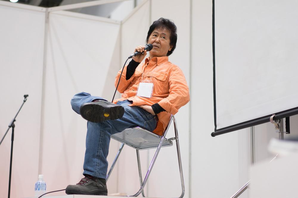 片岡義男さん