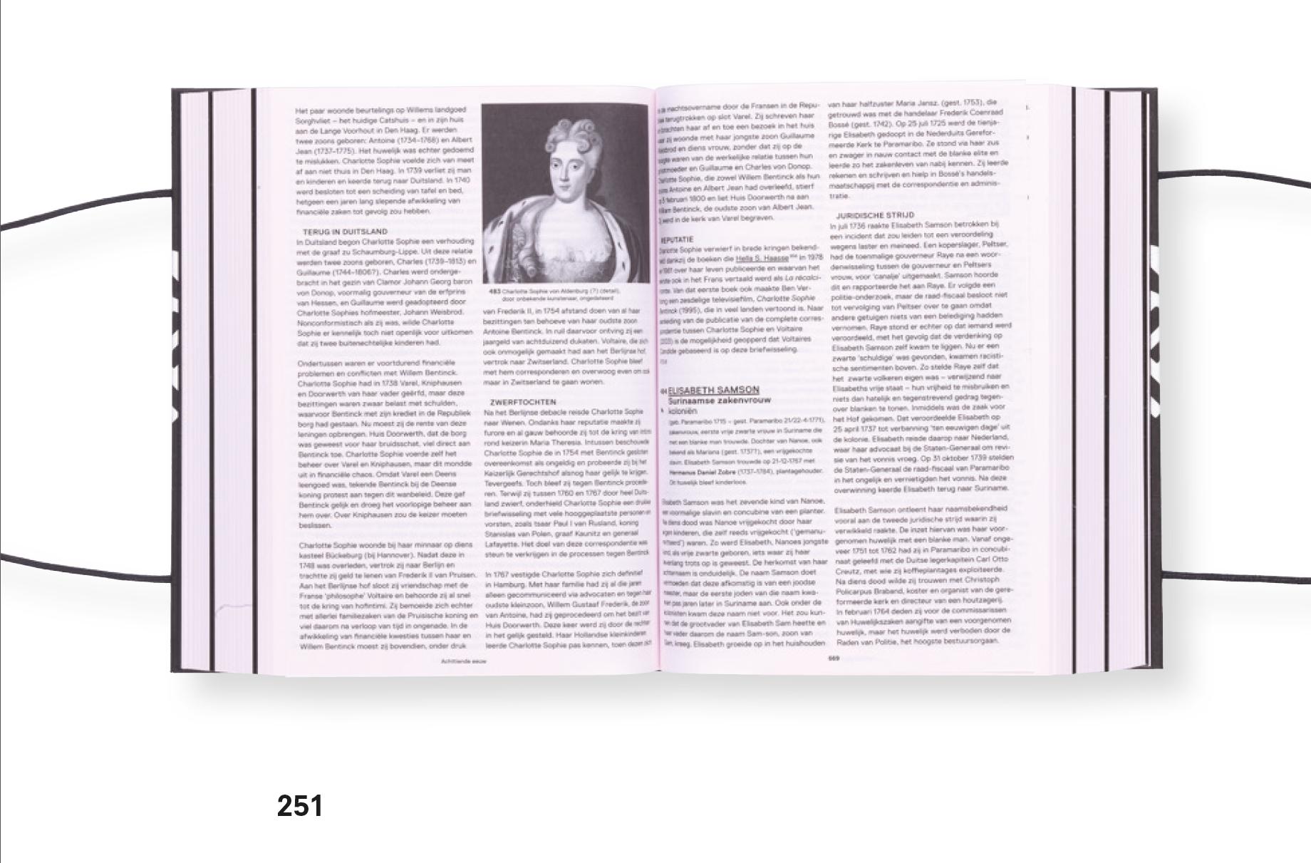 『1001 Vrouwen uit de Nederlandse Geschiedenis』(2013年)