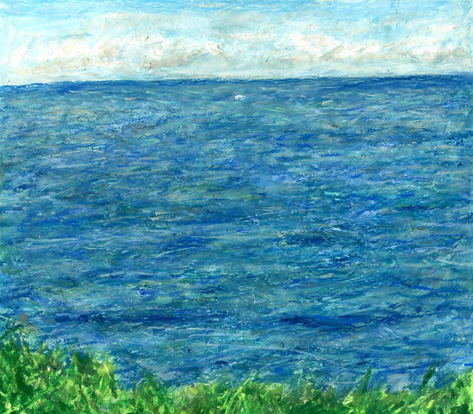 今月の1枚:『海』(※クリックで拡大できます)