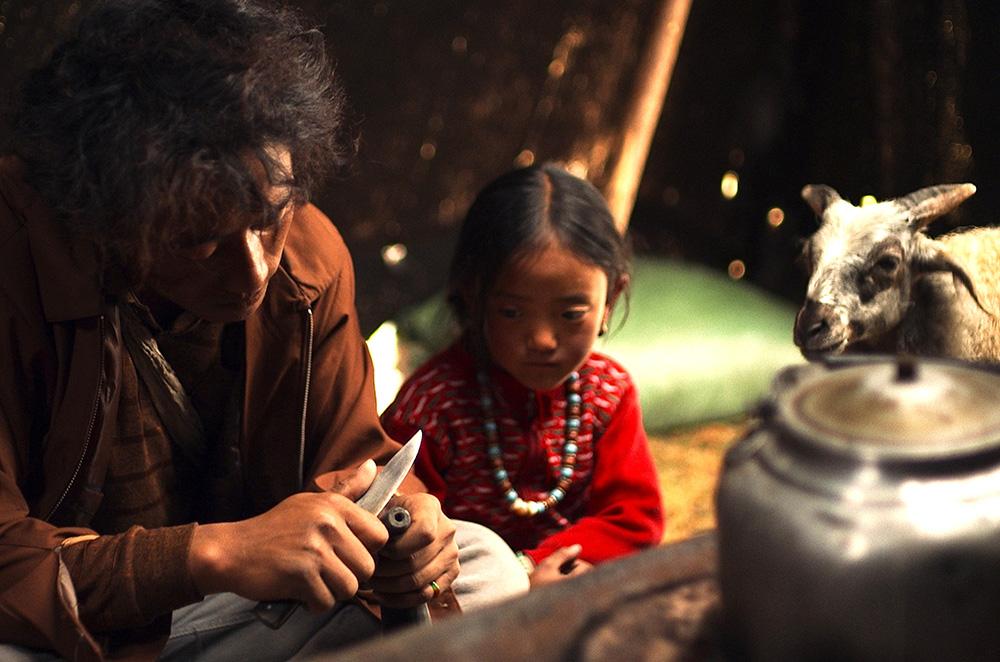 映画『草原の河』より ©GARUDA FILM