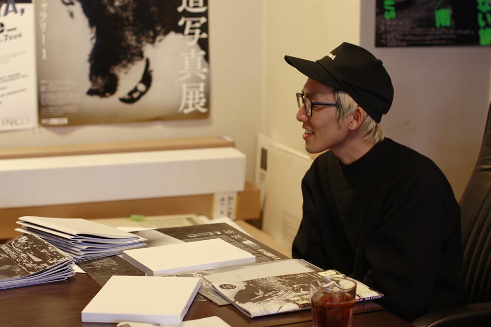吉田昌平氏