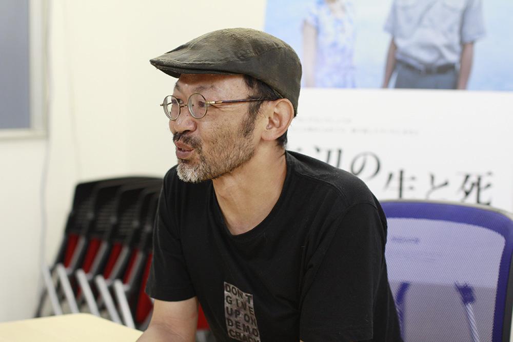 越川道夫監督