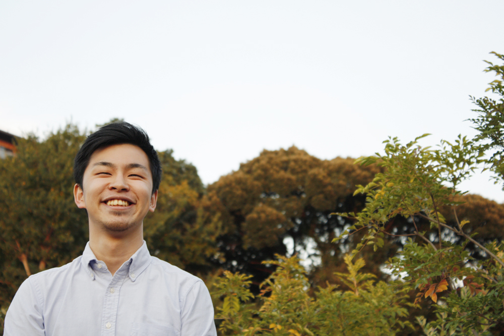 『LIKTEN』編集長・小田明志さん